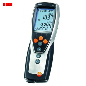 testo 435-1 Multi-function Instrument for VAC