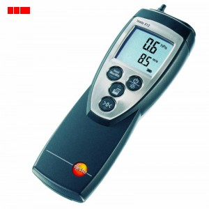 testo 512 Differential pressure meter for 0?2