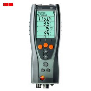testo 327-1 - Flue Gas Analyser (Advanced Set)
