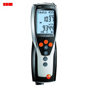 testo 435-2 Multifunction indoor air quality