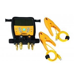 Fieldpiece SMAN480V Wireless 4 Port Digital Manifold
