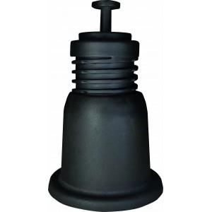 Adjustable base blocks round  100mm dia  Set of 4