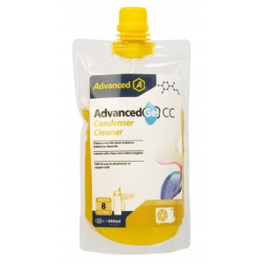 Advanced Gel Concentrate CC Condenser Cleaner 490ml