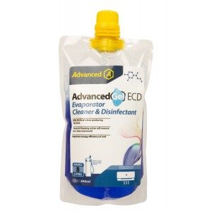 Advanced Gel Concentrate  ECD Evaporator Cleaner & Disinfectant 490ml