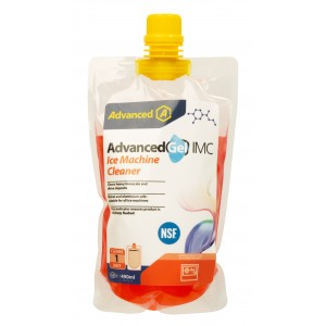 Advanced Gel Concentrate IMC Ice Machine Cleaner 490ml