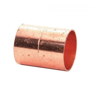 1/4 Straight Copper Coupling