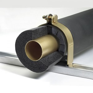 Klo-Shure Insulation Coupling 1/2 ID x 1/2 Wall