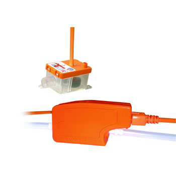 Aspen Silent Mini Orange Condensate Pump