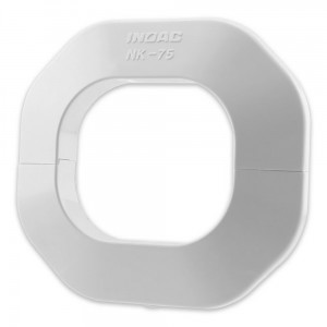 Inoac NKW75 White Wall Cap