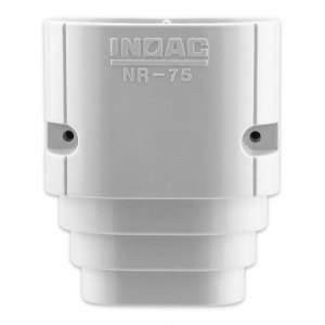 Inoac NRW75 White End Socket