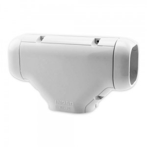 Inoac NTW75 Inoac White T-Joint