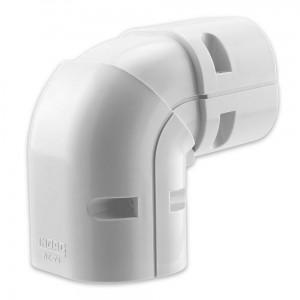 Inoac NZW75 White Universal Elbow Vertical