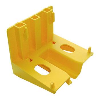 Aspen Peristaltic pump mounting bracket