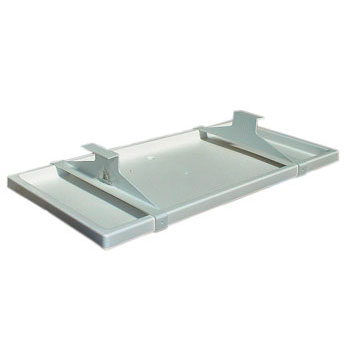 Size 2 - Heat Pump Drip Tray (940mm X 420mm)