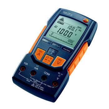 Testo 760-3 TRMS Multimeter