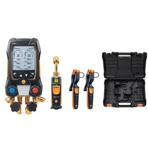 testo 557s Smart Vacuum Set - Wireless Vacuum & Temp Probes